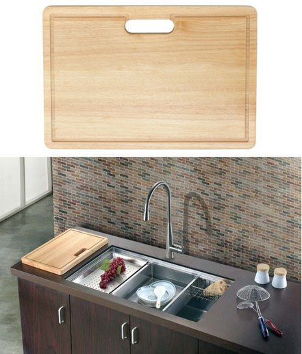 Dawn CB710 Cutting Board For SRU311710-Kitchen Accessories Fast Shipping at DirectSinks.