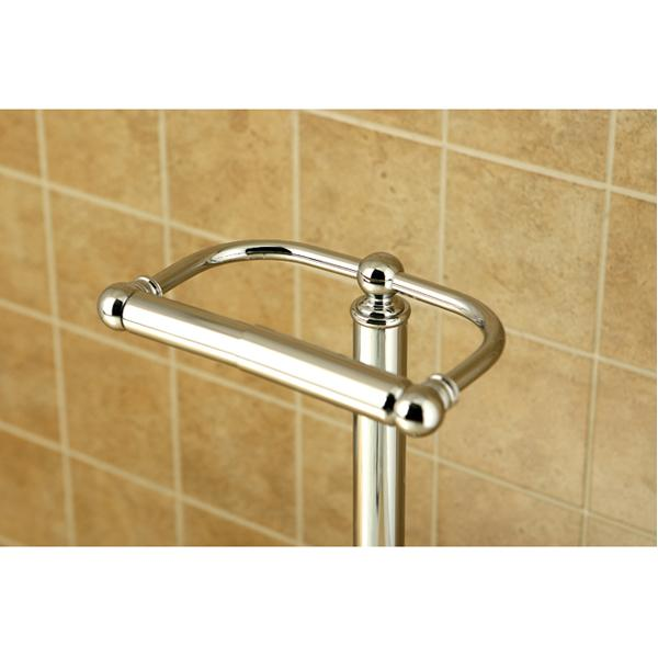 Kingston Brass Vintage Pedestal Toilet Paper Holder-Bathroom Accessories-Free Shipping-Directsinks.