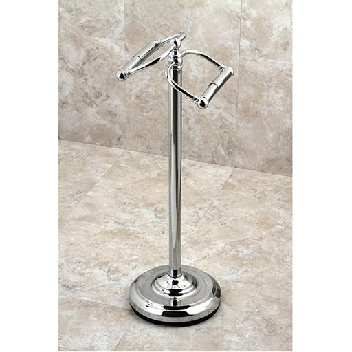 Kingston Brass Vintage Freestanding Toilet Paper Stand-Bathroom Accessories-Free Shipping-Directsinks.