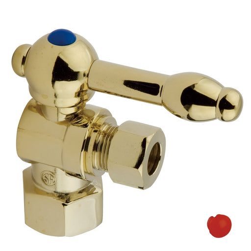 "Kingston Brass Vintage Angle Stop with 1/2"" IPS x 3/8"" OD Compression-Bathroom Accessories-Free Shipping-Directsinks."