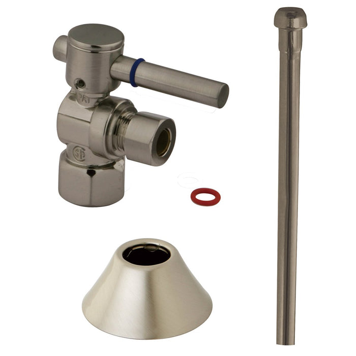 Kingston Brass Trimscape CC43101DLTKB30 Traditional Plumbing Toilet Trim Kit-Bathroom Accessories-Free Shipping-Directsinks.