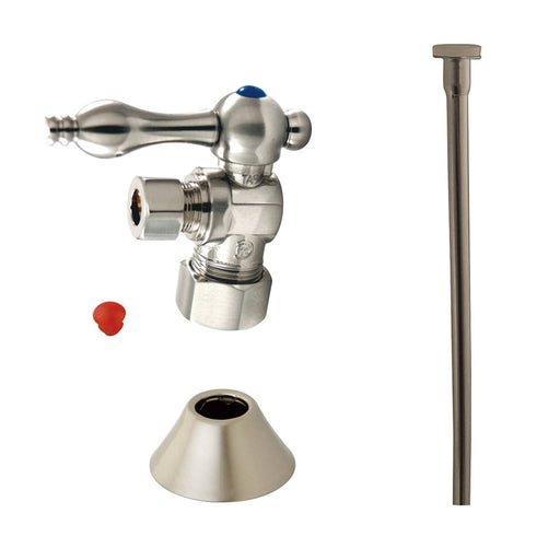Kingston Brass Trimscape Traditional Plumbing Toilet Trim Kit-Bathroom Accessories-Free Shipping-Directsinks.