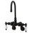 "Kingston Brass Vintage Wall Mount Clawfoot Tub Filler Faucet with 3-3/8"" Spread-Tub Faucets-Free Shipping-Directsinks."