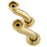 Kingston Brass Vintage S Shape Swing Arms for CC409T2 Series-Bathroom Accessories-Free Shipping-Directsinks.