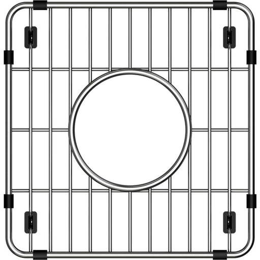"Elkay Crosstown Stainless Steel 9"" x 9-1/4"" x 1-1/4"" Bottom Grid"