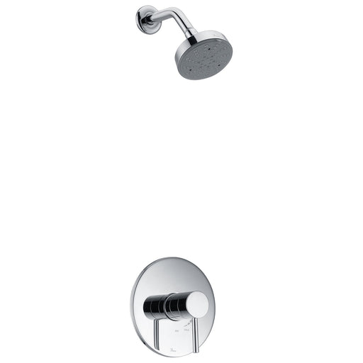 Dawn Pinnacles Series Shower Combo Set Wall Mounted Showerhead with Trim-Shower Faucets Fast Shipping at DirectSinks.
