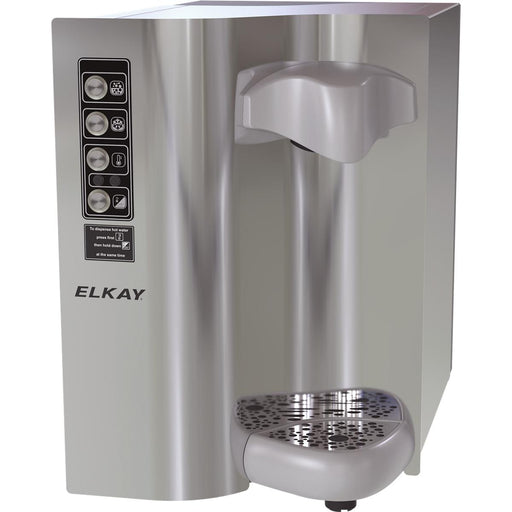 Elkay 4 GPH Hot Filtered Stainless Steel Water Dispenser