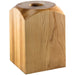 Hardware Resources Rubberwood Fireplace Column Base-DirectSinks