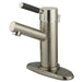 "Kingston Brass Kaiser Single Handle 4"" Centerset Lavatory Faucet with Retail Pop-up-Bathroom Faucets-Free Shipping-Directsinks."