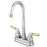 Kingston Brass Water Saving Magellan Bar Faucet with Lever Handles-Bar Faucets-Free Shipping-Directsinks.