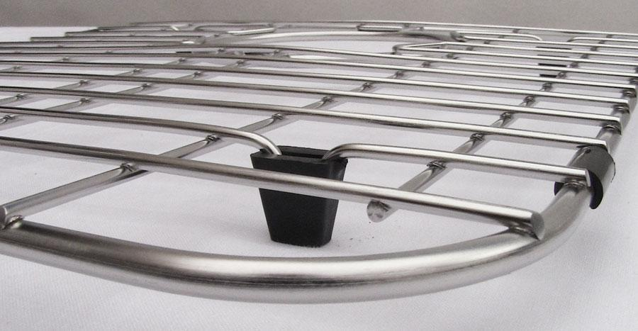 Alfi GR512L Left Side Solid Stainless Steel Kitchen Sink Grid