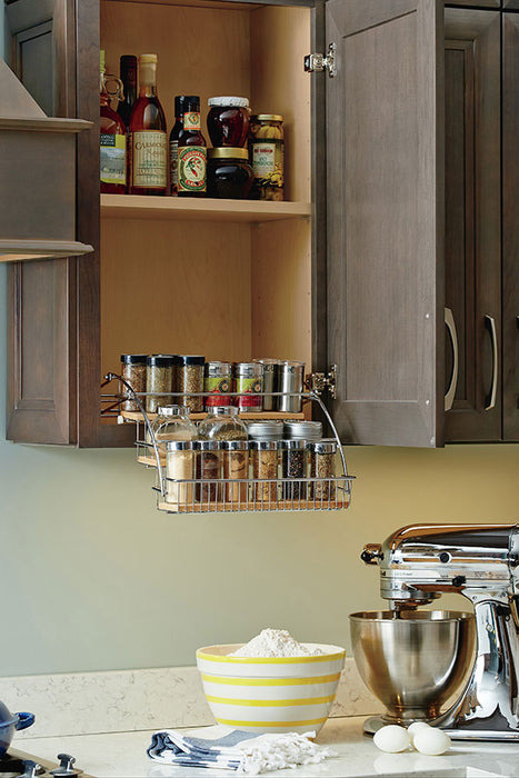 Pull Down Spice Rack-DirectSinks