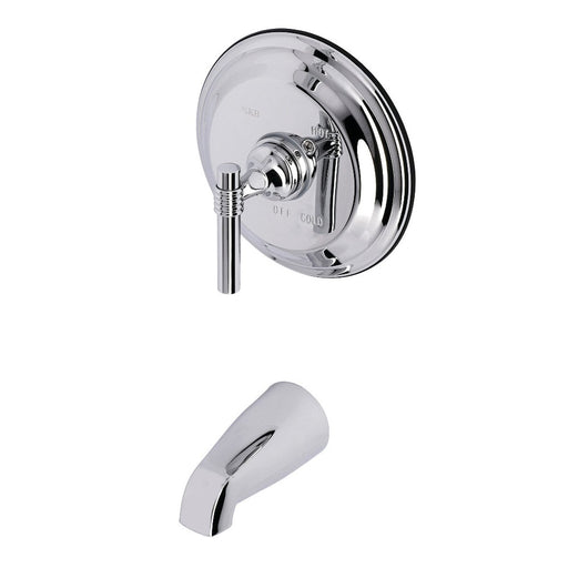 Kingston Brass Tub Trim Only Without Shower in Polished Chrome