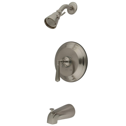 Kingston Brass Tub and Shower Trim Only in Brushed Nickel
