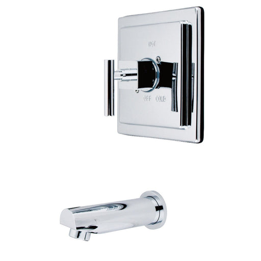 Kingston Brass Trim Tub Only For KB8651CQL in Polished Chrome