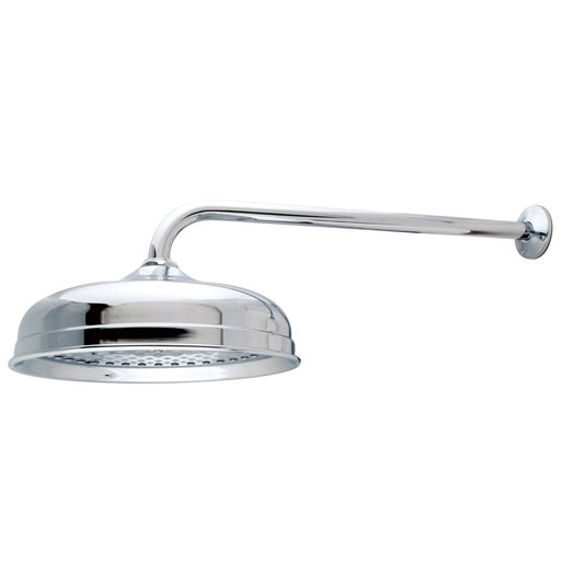 "Kingston Brass Victorian 10"" Shower Head with 17"" Shower Arm-Shower Faucets-Free Shipping-Directsinks."