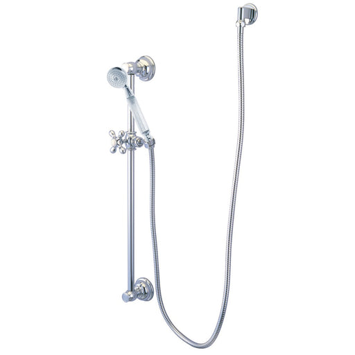 Kingston Brass Made to Match 4 Piece Shower Combo-Shower Faucets-Free Shipping-Directsinks.