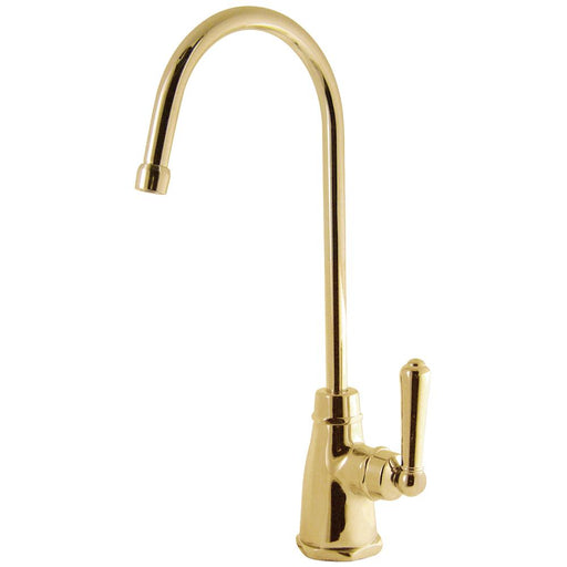 Kingston Brass Gourmetier Magellan Low-Lead Cold Water Filtration Faucet-Kitchen Faucets-Free Shipping-Directsinks.