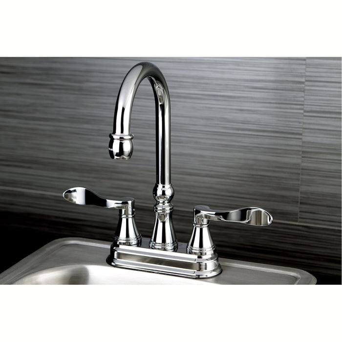 "Kingston Brass NuFrench 4"" Bar Faucet"