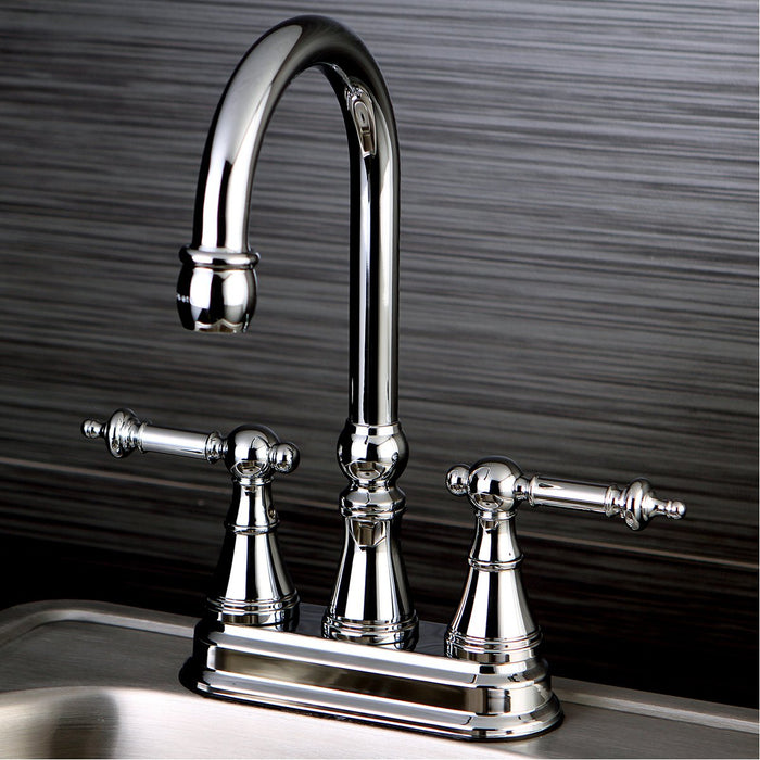 Kingston Brass Tuscany Bar Faucet