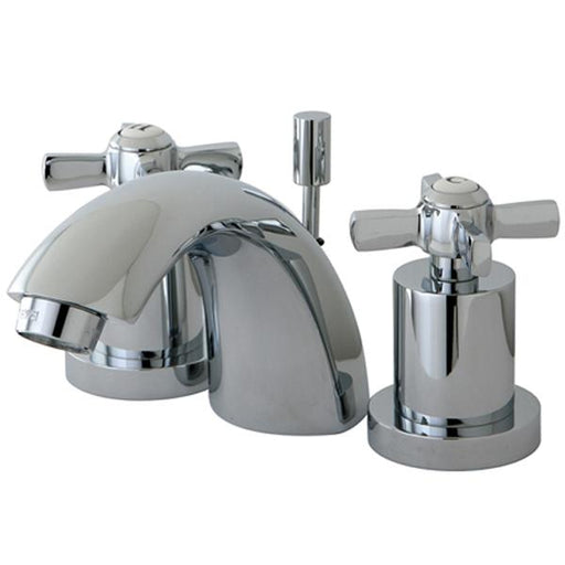 Kingston Brass Millennium Modern Mini Widespread Lavatory Faucet-Bathroom Faucets-Free Shipping-Directsinks.
