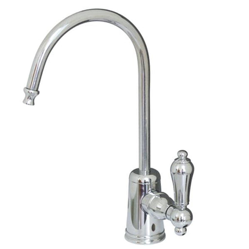 Kingston Brass Gourmetier Restoration Water Filtration Faucet-Kitchen Faucets-Free Shipping-Directsinks.