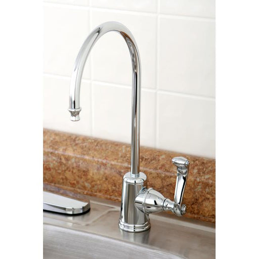Kingston Brass Classic Gourmetier Royale Water Filtration Faucet-Kitchen Faucets-Free Shipping-Directsinks.