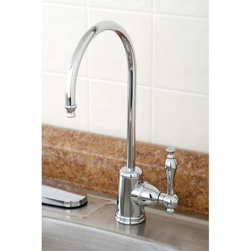 Kingston Brass Gourmetier Naples Water Filtration Faucet-Kitchen Faucets-Free Shipping-Directsinks.
