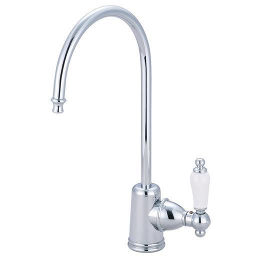 Kingston Brass Gourmetier Victorian Water Filtration Faucet-Kitchen Faucets-Free Shipping-Directsinks.