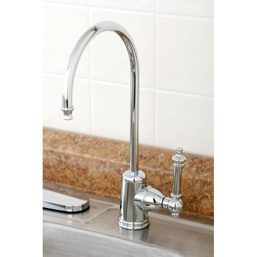 Kingston Brass Classic Gourmetier Templeton Water Filtration Faucet-Kitchen Faucets-Free Shipping-Directsinks.