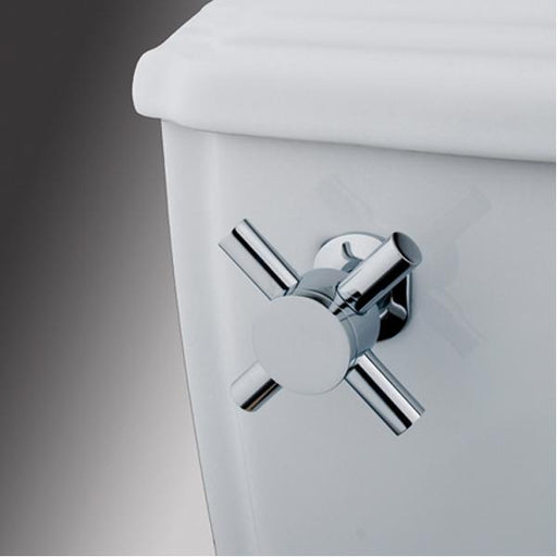 Kingston Brass Concord Toilet Tank Cross Handle-Bathroom Accessories-Free Shipping-Directsinks.