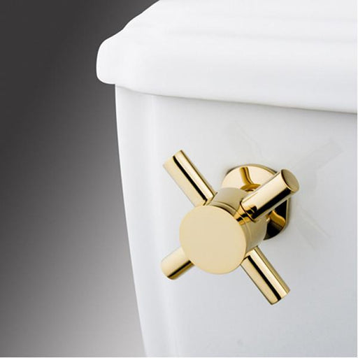 Kingston Brass KTDX2 Concord Toilet Tank Lever in Polished Brass-Bathroom Accessories-Free Shipping-Directsinks.