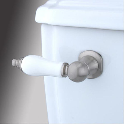 Kingston Brass Victorian Toilet Tank Lever with White Porcelain Handle-Bathroom Accessories-Free Shipping-Directsinks.