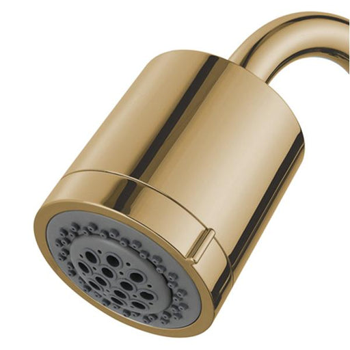 Kingston Brass Concord KX8612 PVC 2 Function Shower Head in Polished Brass-Shower Faucets-Free Shipping-Directsinks.