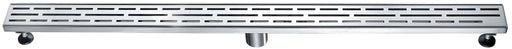 "Dawn Amazon River Series - Linear Shower Drain 47""L-Bathroom Accessories Fast Shipping at DirectSinks."