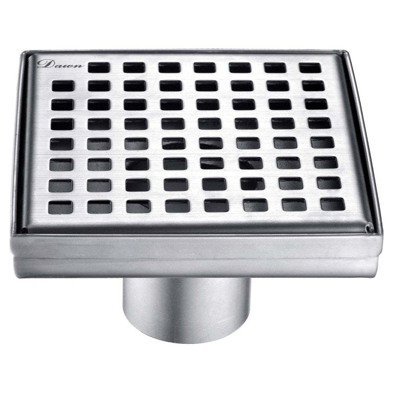 Dawn LBE050504 Brisbane River Series - Square Shower Drain 5