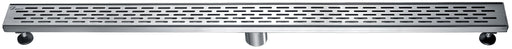 "Dawn Yangtze River Series - Linear Shower Drain 47""L-Bathroom Accessories Fast Shipping at DirectSinks."