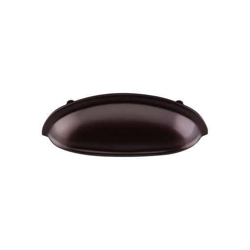 "Top Knobs 4 5/8"" Cup Pull in Oil Rubbed Bronze-DirectSinks"