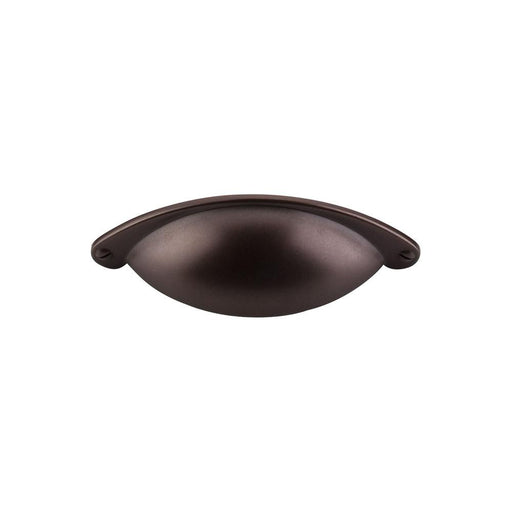 "Top Knobs 4 3/32"" Cup Pull in Oil Rubbed Bronze-DirectSinks"
