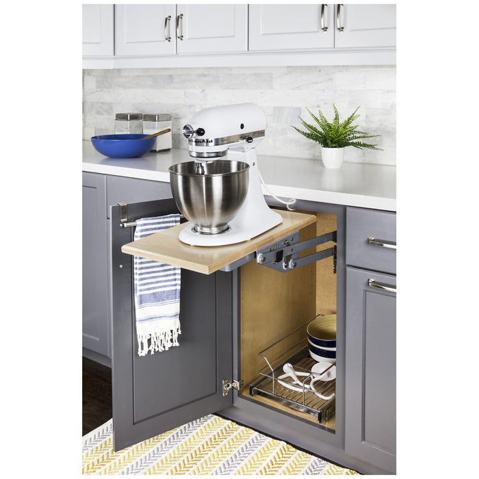 Hardware Resources Soft-close Mixer/Appliance Lift-DirectSinks