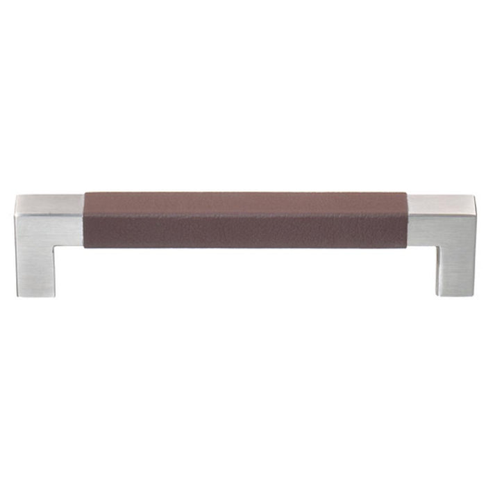 Beyerle Hardware Ceres Cognac Bar Handle-DirectSinks