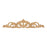Hardware Resources Traditional Cherry Hand Carved Acanthus Onlay-DirectSinks