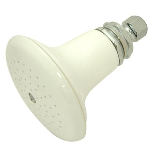 "Kingston Brass Victorian 5-1/4"" Ceramic Shower Head-Shower Faucets-Free Shipping-Directsinks."