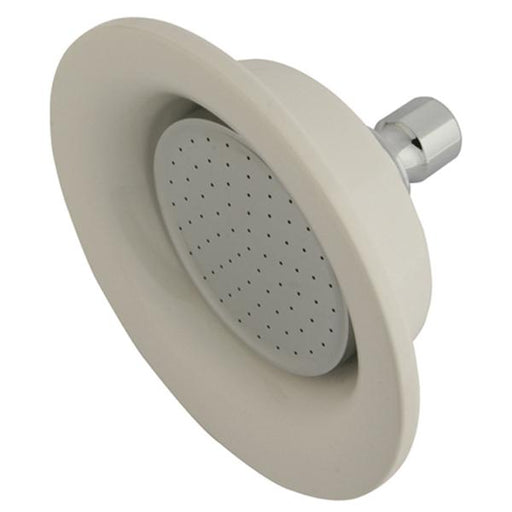"Kingston Brass Victorian 6-1/4"" Sunflower Shower Head-Shower Faucets-Free Shipping-Directsinks."