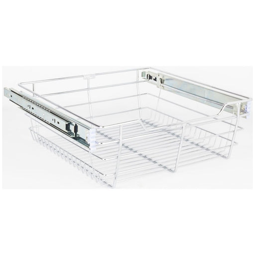 "Hardware Resources 6"" Height Closet Pullout Basket-DirectSinks"