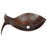 Premier Copper Products Fish Vessel Hammered Copper Sink-DirectSinks