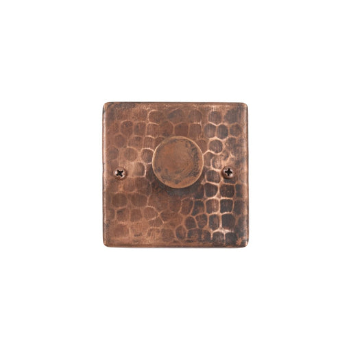 Premier Copper Products Hand Hammered Copper Single Robe/Towel Hook-DirectSinks