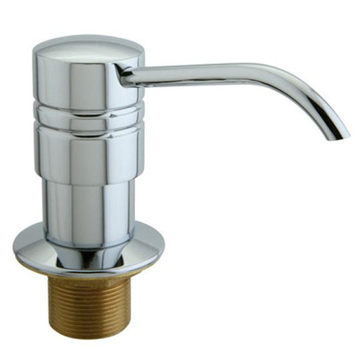 Kingston Brass Milano Contemporary Decorative Soap Dispenser-Kitchen Accessories-Free Shipping-Directsinks.