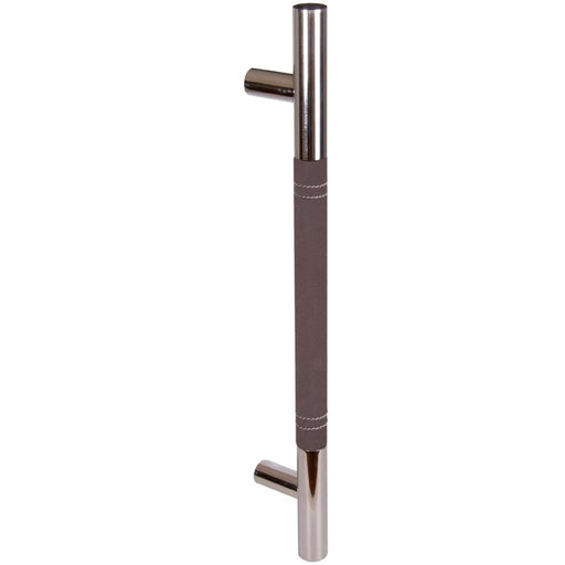 Beyerle Hardware Impero Cocoa Pull Handle-DirectSinks