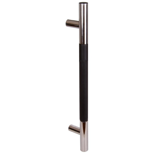Beyerle Hardware Impero Black Pull Handle-DirectSinks